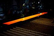 Ipatinga_MG, Brasil.<br /> <br /> Fabrica de acos planos da Usiminas, em Ipatinga, Minas Gerais.<br /> <br /> Manufactures steels plans by Usiminas in Ipatinga, Minas Gerais.<br /> <br /> Foto: BRUNO MAGALHAES / NITRO
