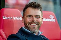 ALKMAAR, 19-05-2017, AZ - FC Groningen,  AFAS Stadion, 4-1, Assistent trainer Dennis Haar