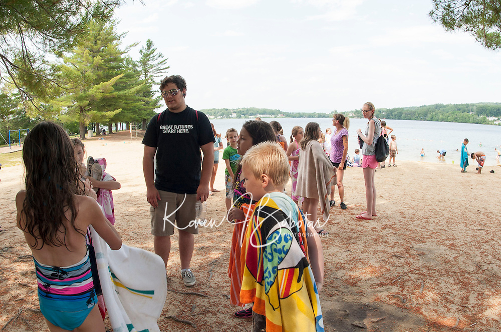 Boys and Girls Club of the Lakes Region Summer 2013.  Karen Bobotas for the Laconia Daily Sun