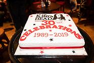 King's head 30 years
