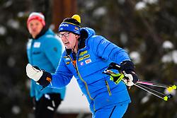 March 9, 2019 - –Stersund, Sweden - 190309 Wolfgang Pichler, head coach of Sweden during the Men's 10 KM sprint during the IBU World Championships Biathlon on March 9, 2019 in Östersund..Photo: Petter Arvidson / BILDBYRÃ…N / kod PA / 92252 (Credit Image: © Petter Arvidson/Bildbyran via ZUMA Press)