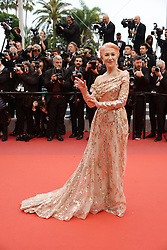 May 18, 2019 - Cannes, France - CANNES, FRANCE - MAY 18: Dame Helen Mirren attends the screening of ''Les Plus Belles Annees D'Une Vie'' during the 72nd annual Cannes Film Festival on May 18, 2019 in Cannes, France. (Credit Image: © Frederick InjimbertZUMA Wire)