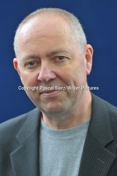 Hugo Hamilton at The Edinburgh International Book Festival 2008<br /> <br /> Copyright Pascal Saez/Writer Pictures<br /> contact +44 (0) 208 224 1564<br /> sales@writerpictures.com<br /> www.writerpictures.com