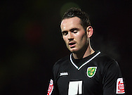 London - Wednesday, December 12th, 2008: David Bell of Norwich City against Watford during the Coca Cola Championship match at Vicarage Road, London. (Pic by Chris Ratcliffe/Focus Images)