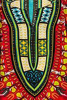 Souvenirs and handicrafts for sale, Queen Elizabeth National Park, Uganda.