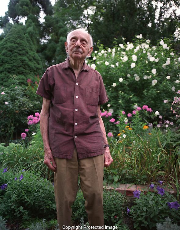 Stanley Kunitz died in 2006 at the age of 100. He served as United States Poet Laureate in 2000. His many awards include the Pulitzer Prize and the National Book Award.