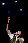 Belo Horizonte_MG, Brasil...Apresentacao da banda britanica Jethro Tull em Belo Horizonte, na foto Ian Anderson...Presentation of the British band Jethro Tull in Belo Horizonte, in this photo Ian Anderson...Foto: BRUNO MAGALHAES /  NITRO