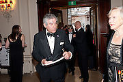 STEPHEN WALEY-COHEN, Olivier Awards 2012, Royal Opera House, Covent Garde. London.  15 April 2012.