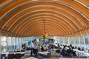 BENTONVILLE, AR - FEBRUARY 15:  Photographs of Crystal Bridges Museum of American Art in Bentonville, Arkansas.<br /> CREDIT Wesley Hitt for The Wall Street Journal<br /> WALMART-Bentonville Scene-setters