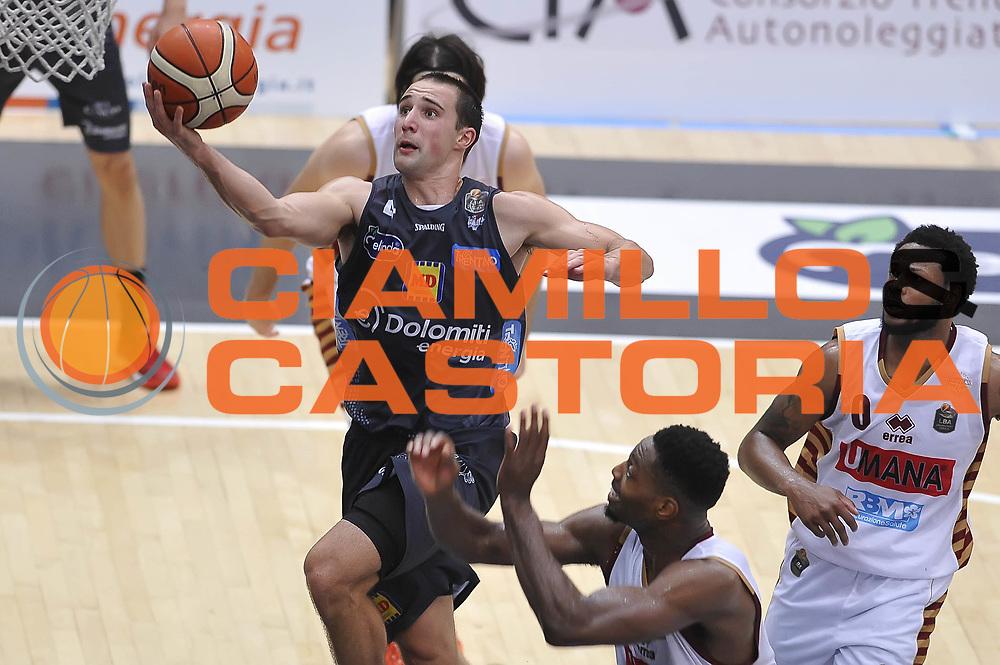 Aaron Craft<br /> Dolomiti Energia Aquila Basket Trento - Umana Reyer Venezia<br /> Playoff Gara 3<br /> Lega Basket 2016/2017<br /> Trento 14/06/2017<br /> Foto Ciamillo-Castoria