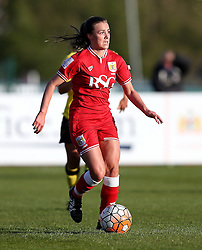 Ellie Wilson defender for Bristol City Women - Mandatory by-line: Robbie Stephenson/JMP - 02/01/2012 - FOOTBALL - Stoke Gifford Stadium - Bristol, England - Bristol City Women v Aston Villa Ladies - FA Women's Super League 2