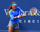 Serena Williams - Western & Southern Open 2013