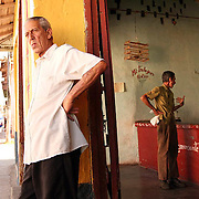 One of the biggest changes Raul Castro is making is the termination of Bodegas, the classic Communist stores where rations of food are given out. Famous for their long lines and shortages of staples, the Bodegas are giving way to more capitalist, profit driven stores. ltqmb CUBA:  BODEGAS