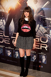 03.10.2013, Villa Magna Hotel, Madrid, ESP, Enders Game Photocall, im Bild Actress Hailee Steinfeld poses // during a photocall for the film Ender's Game, Villa Magna Hotel, Madrid, Spain on 2013/10/03. EXPA Pictures © 2013, PhotoCredit: EXPA/ Alterphotos/ Ricky Blanco<br /> <br /> ***** ATTENTION - OUT OF ESP and SUI *****