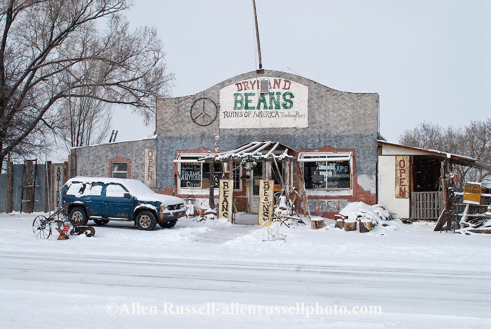 Trading Post, Beans, Hwy 666, Cahone, Colorado
