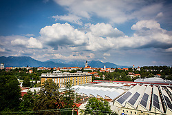 Kranj during cycling race 48th Grand Prix of Kranj 2016 / Memorial of Filip Majcen, on July 31, 2016 in Kranj centre, Slovenia.  Photo by Ziga Zupan / Sportida