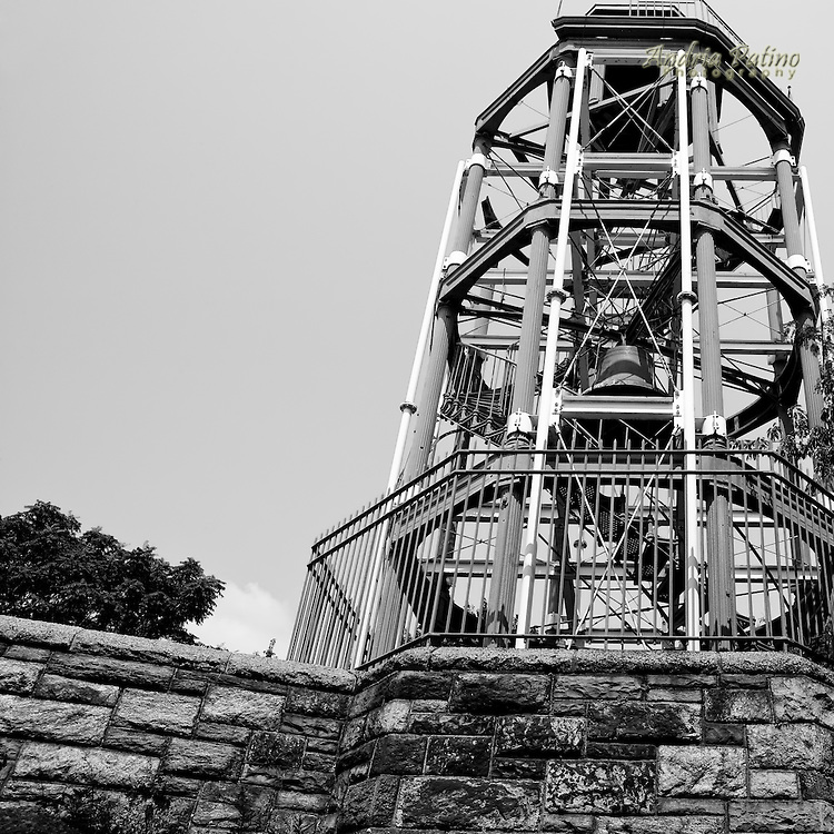 Bell Tower/Fire Watchtower, Marcus Garvey Park, Harlem