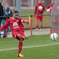 20140301 - FC Twente A1 - FC Deb Bosch A1 - Beker