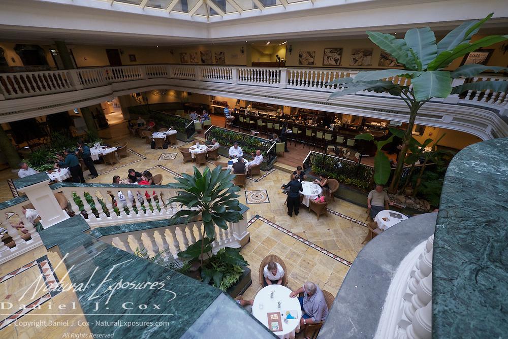 Hotel Parque Central, Havana, Cuba.
