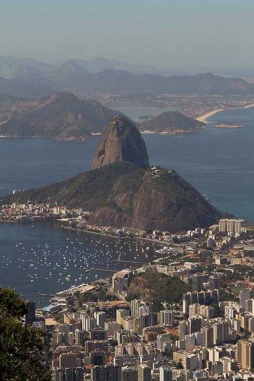 Corcobado Christ, Rio de Janeiro, Brazil.