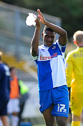 Bristol Rovers' Ellis Harrison  - Photo mandatory by-line: Dougie Allward/JMP - Tel: Mobile: 07966 386802 07/09/2013 - SPORT - FOOTBALL -  Home Park - Plymouth - Plymouth Argyle V Bristol Rovers - Sky Bet League Two