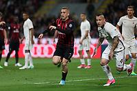 08.05.2017 - Milano - Serie A 35a giornata - Milan-Roma - Nella foto:  Gerard Deulofeu - Milan