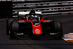 May 25, 2018 - Montecarlo, Monaco - 07 Jack AITKEN from Great Britain of ART GRAND PRIX during the Monaco Formula One Grand Prix  at Monaco on 23th of May, 2018 in Montecarlo, Monaco. (Credit Image: © Xavier Bonilla/NurPhoto via ZUMA Press)