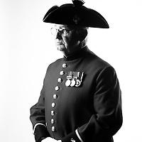 David Joseph Griffin<br /> 1959-1982<br /> Royal Warwickshire Rgt.<br /> 16 YR Royal Marines<br /> Rifleman<br /> Marine<br /> Ayden, Hong Kong, Singapore, Norway<br /> <br /> Veterans Portrait Project<br /> Royal Hospital Chelsea<br /> Chelsea London, UK