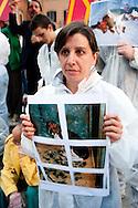 Roma 16 Maggio 2012  .Giornata nazionale di protesta organizzata da Occupy Green Hill, contro la vivisezione e per la chiusura di Green Hill.