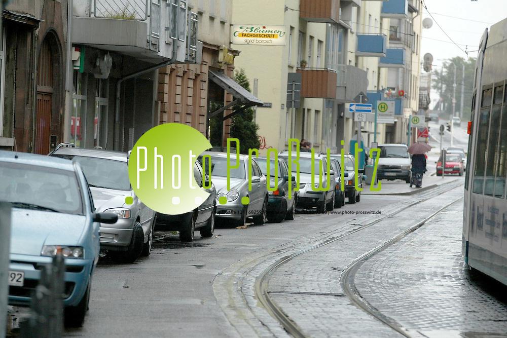 Mannheim. Parksituation Schwetzinger Stra&szlig;e. Oststadt<br /> <br /> Bild: Pro&szlig;witz