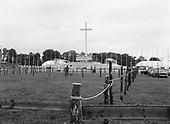 1979 - Preparations for Papal Visit at Phoenix Park, Dublin