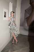 ERIN O'CONNOR, Vogue100 A Century of Style. Hosted by Alexandra Shulman and Leon Max. National Portrait Gallery. London. WC2. 9 February 2016.