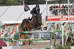 Houwen Kristian, NED, Edinburgh<br /> Sires of the World<br /> Zangersheide FEI World Cup Breeding Jumping<br /> © Dirk Caremans<br /> 14/09/18
