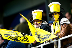 ASM Clermont Auvergne fans - Mandatory by-line: Robbie Stephenson/JMP - 10/05/2019 - RUGBY - St James' Park - Newcastle, England - ASM Clermont Auvergne v La Rochelle - European Rugby Challenge Cup Final