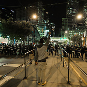 Charlotte, North Carolina  Riot
