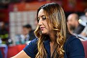 Giulia Cicchine'<br /> Vanoli Cremona - Banco di Sardegna Dinamo Sassari<br /> Semifinale Zurich Connect Supercoppa LBA 2019<br /> Bari, 21/09/2019<br /> Foto L.Canu / Ciamillo-Castoria