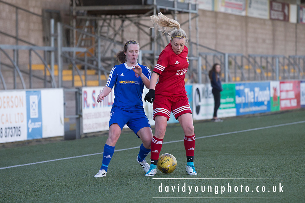 - Forfar Farmington v Jeanfield Girls in SWPL2 at Station Park, Forfar<br /> <br />  - &copy; David Young - www.davidyoungphoto.co.uk - email: davidyoungphoto@gmail.com