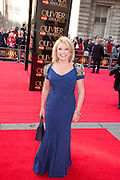 ELAINE PAGE, Olivier Awards 2012, Royal Opera House, Covent Garde. London.  15 April 2012.