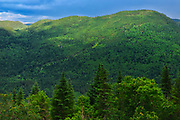 Laurentian Mountains<br /> , Parc national des Laurentides, Quebec, Canada