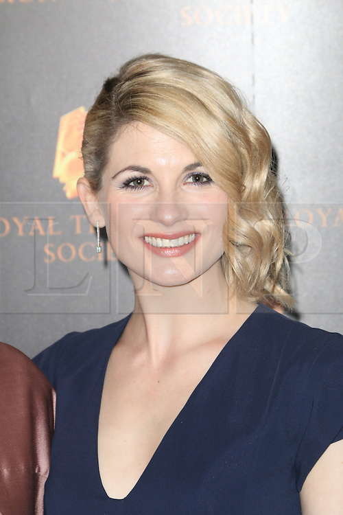 © Licensed to London News Pictures. 18/03/2014, UK. Jodie Whittaker, The Royal Television Society Programme Awards, Grosvenor House Hotel, London UK, 18 March 2014. Photo credit : Richard Goldschmidt/Piqtured/LNP