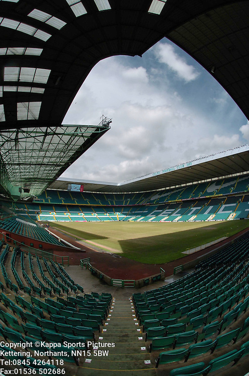 GLASGOW CELTIC FC,  CELTIC PARK Stadium, PARKHEAD, GLASGOW, Scotland Football Grounds, 2008