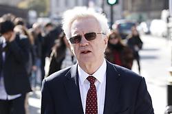 © Licensed to London News Pictures. 26/03/2019. London, UK. Conservative MP David Davis walks past Parliament. Photo credit: Peter Macdiarmid/LNP