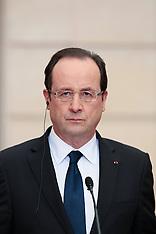 JAN 17 2013 Francois Hollande