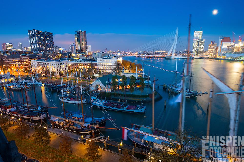 Veerhvane, Rotterdam