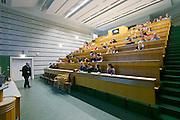 Vienna, Austria. Veterinärmedizinische Universität Wien (Vetmeduni Vienna).<br /> An auditorium.