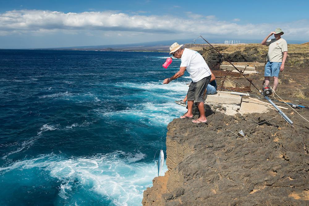 USA, Hawaii ,Big Island, South Kona, South Point