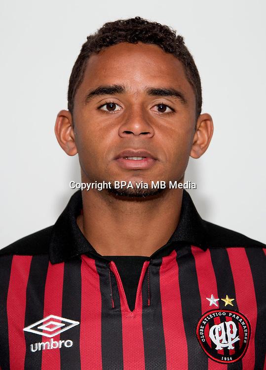 Brazilian Football League Serie A /<br /> ( Clube Atletico Paranaense ) -<br /> Deivid Willian da Silva