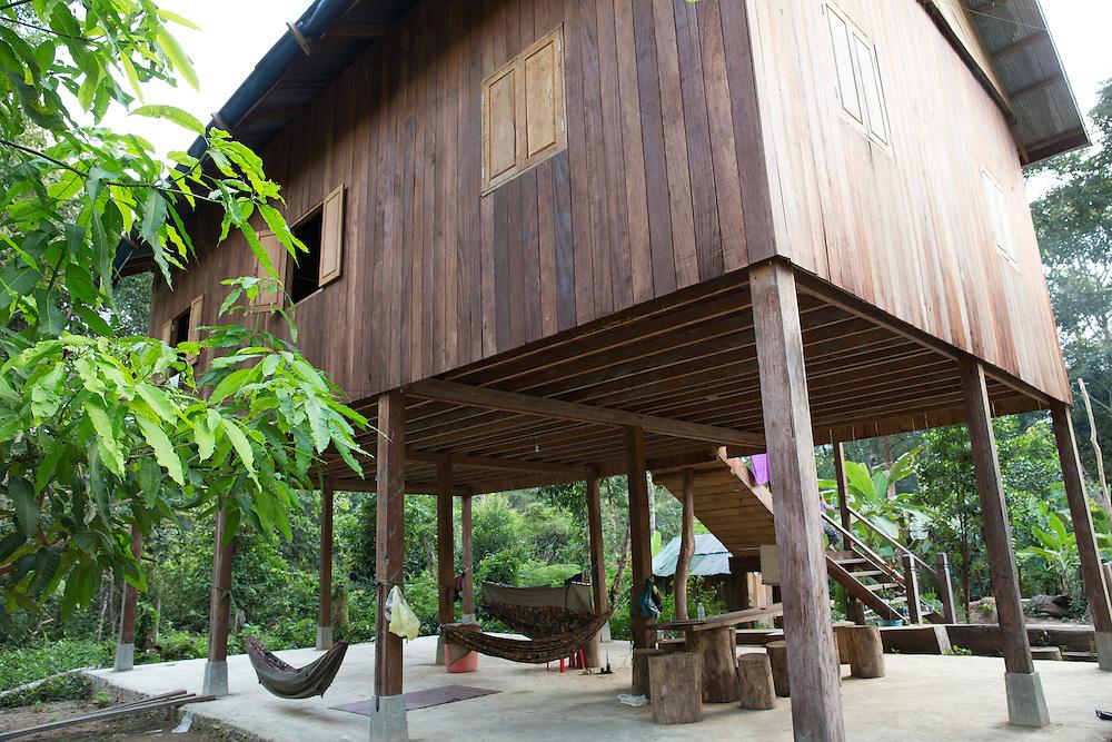 ANU hut (rear view)