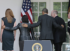 JUNE 05 2013 White House Ceremony