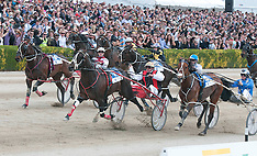 Christchurch-Racing, New Zealand Trotting Cup